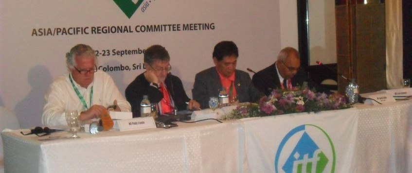 ITF –APRC (Asia Pacific Regional Committee)